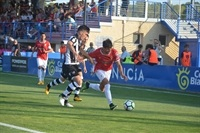 La Nucia CD Levante vs Murcia 2 2017