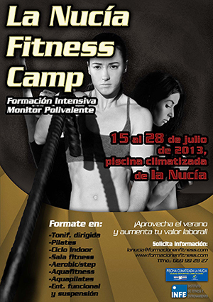 La Nucía Fitness Camp