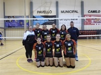 La Nucia CV Inf A vs Playas 1 2019