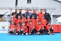 La Nucia prebenjamines torneo trofeos (la nucia william) 3 2019