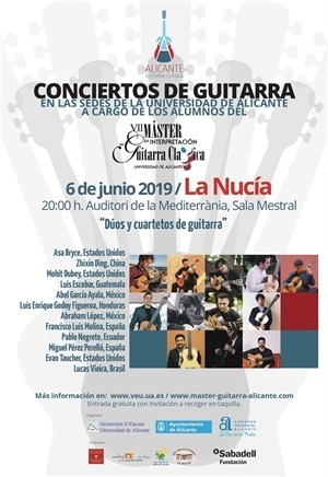 cartelConcertGuitarra060619AM