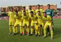 La Nucia CD Villarreal CF julio 1c 2019