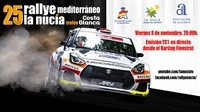 La Nucia Cartel Rallye TV 2019